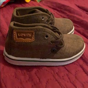 NWOT Levis Baby shoes size 13 made in Mexico